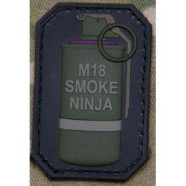 Antsiuvas Smoke Ninja