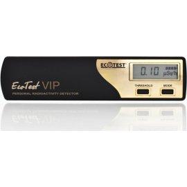 Asmeninis radioaktyvumo detektorius Ecotest VIP